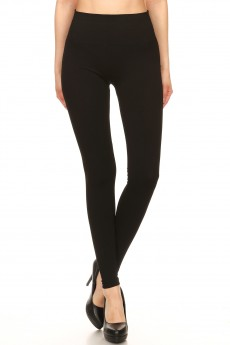 BASIC HIGH WAIST SEAMLESS LEGGING#7L103
