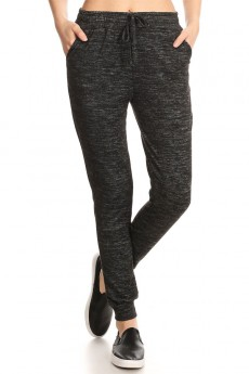 SWEATER KNIT JOGGER#7TRK14