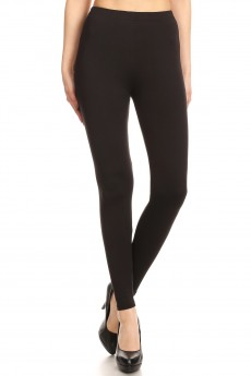BRUSH POLY LEGGING #8L34