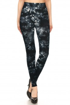 HIGH WAIST SEAMLESS SUBLIMATION LEGGING#8L59