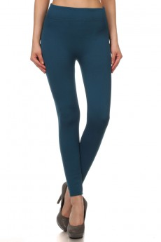 FUR LINED SEAMLESS LEGGINGS #BT9000