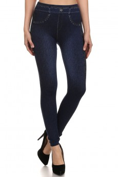 SIDE PANEL LACE SUBLIMATION FRENCH TERRY SEAMLESS LEGGINGS#SBM15FT07