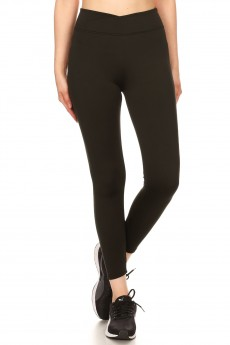 FLEECE LINED LEGGING #S680901