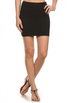 BODYCON SKIRT #SSK001