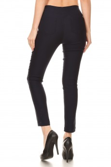 SKINNY MILLENNIUM PANTS W/ BACK POCKET#9PNT09