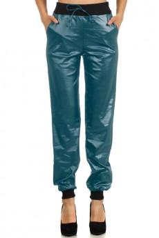 PU TRACK PANTS  #TRK8015