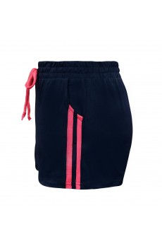 KIDS STRIPED SIDE TAPE SPORT SHORTS(4/5,6/6X)#K8SH27